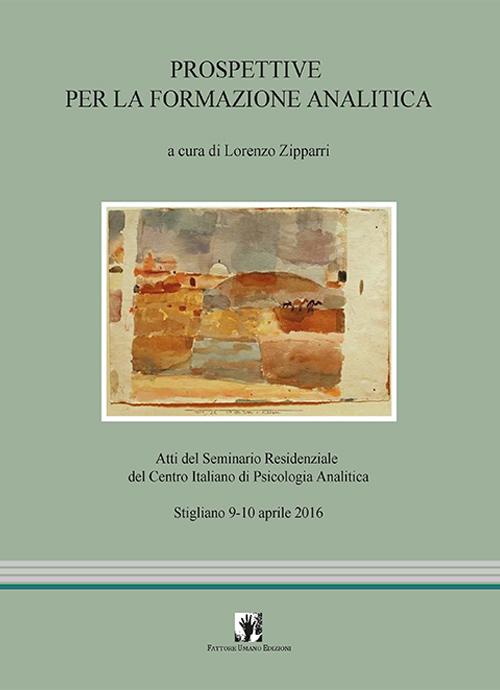 Prospettive formazione analitica